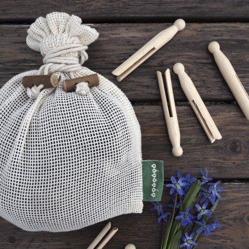 tvättpåse ekologisk bomull