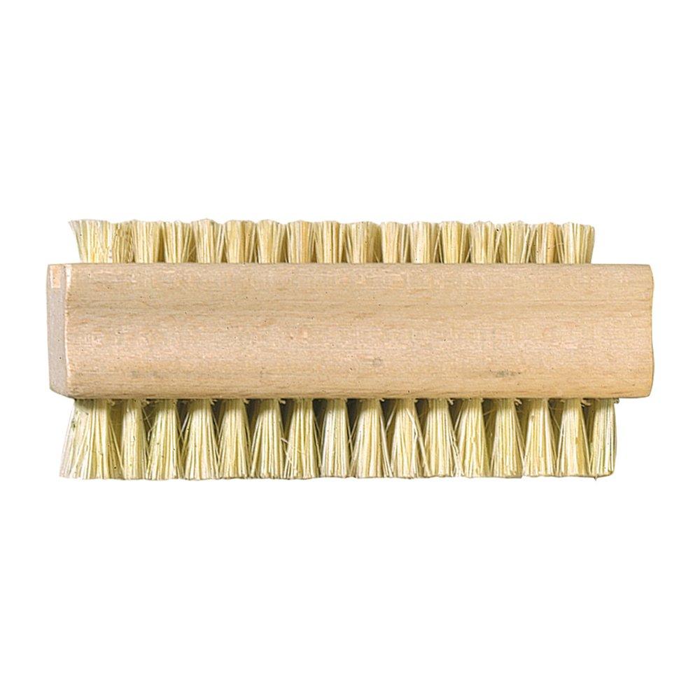 Vegansk nagelborste i trä och tampicofiber
