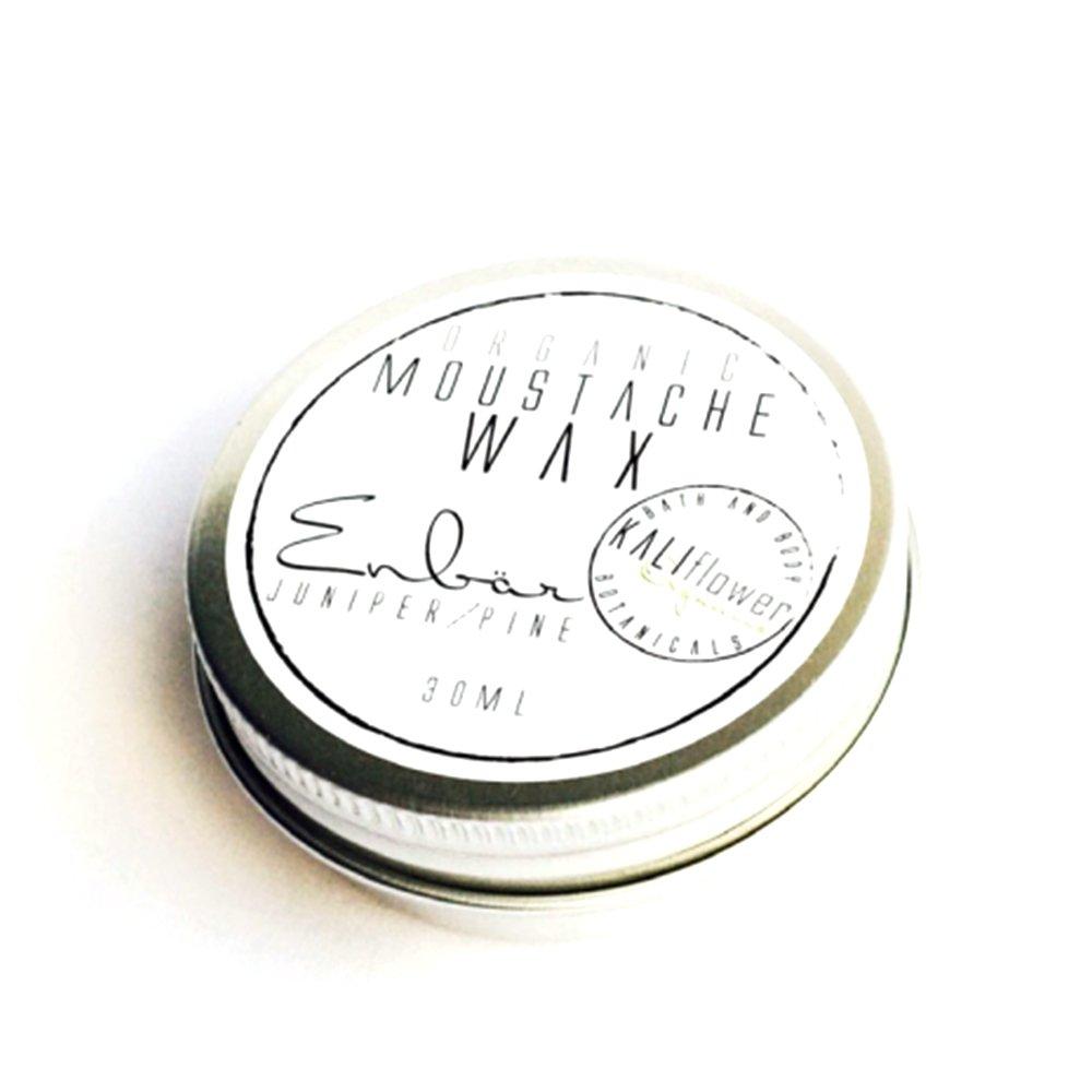 Ekologiskt mustaschvax skäggvax, kaliflower organics