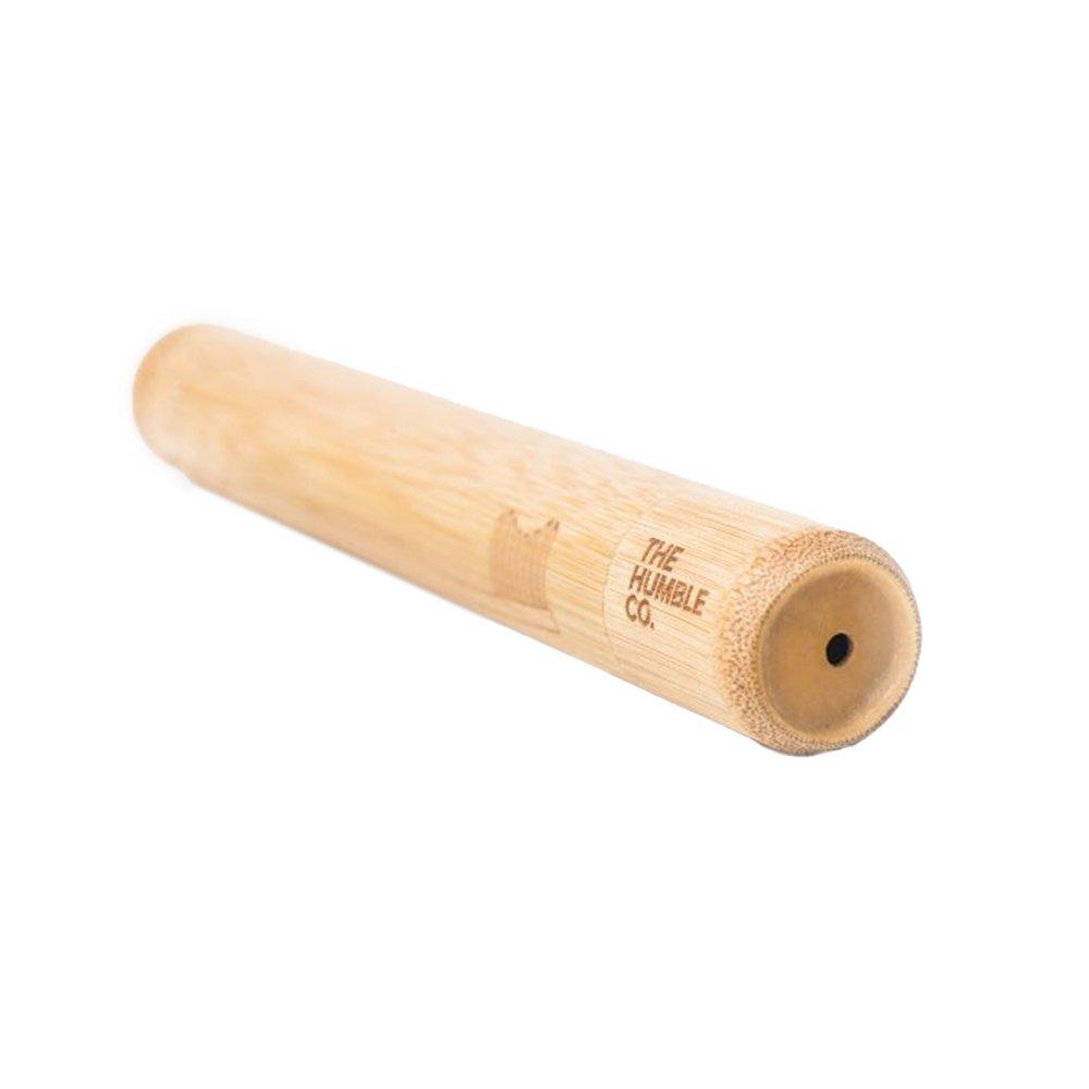 Tandborstfodral i bambu