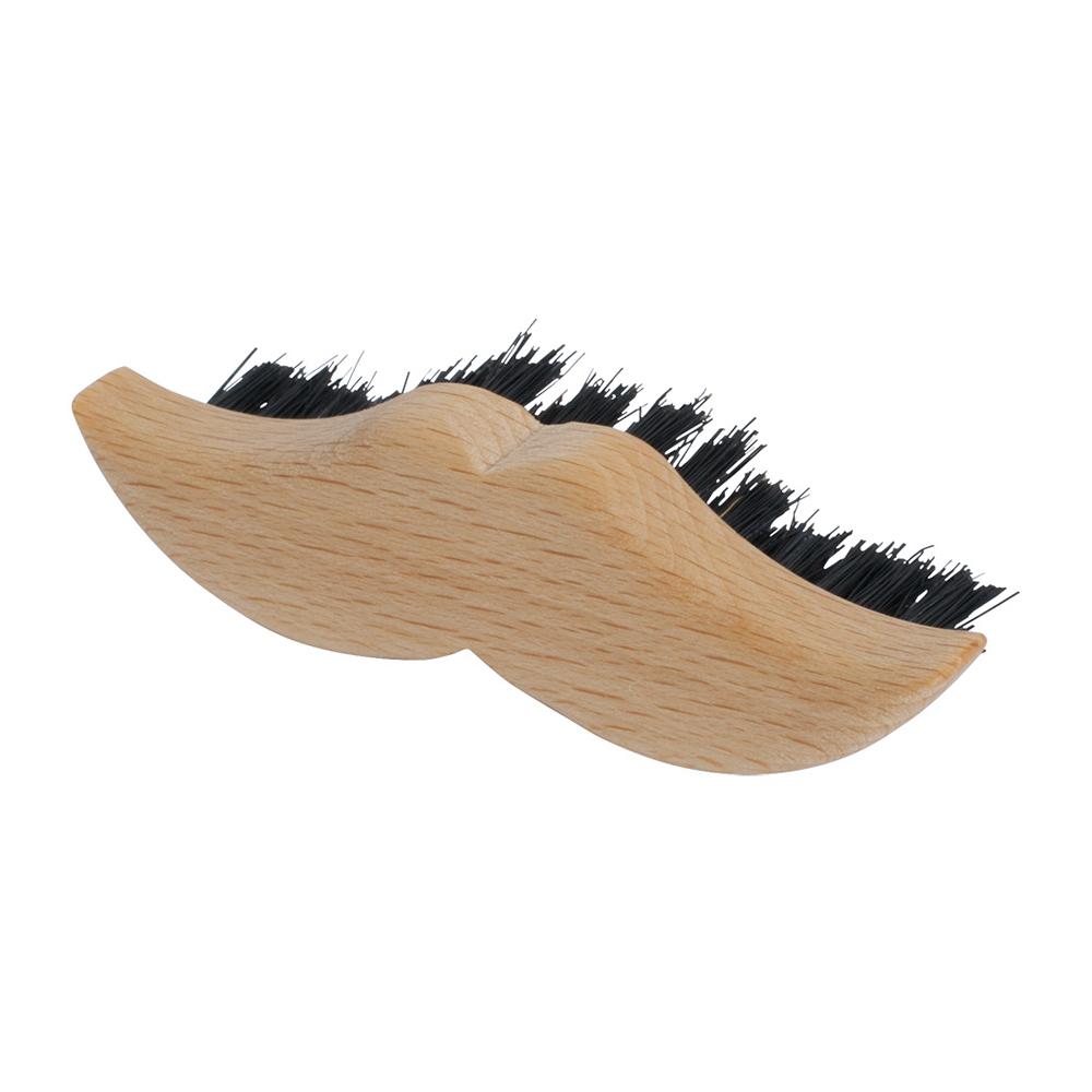 MustaschBorste och skäggborste