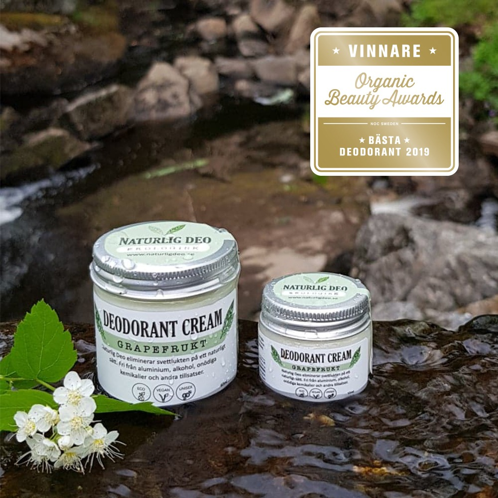 Naturlig Deo Grapefrukt Naturbild - Bästa Deodorant 2019