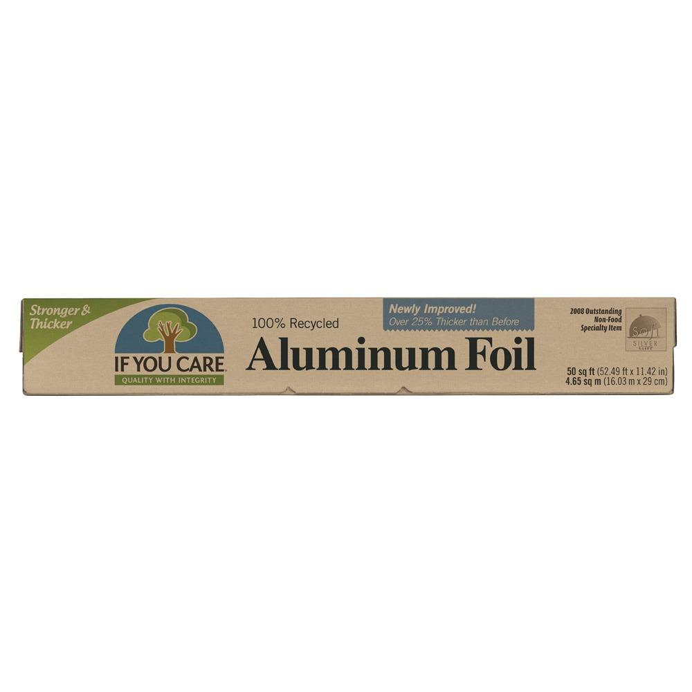 Återvunnen Aluminiumfolie 10 meter - If You Care