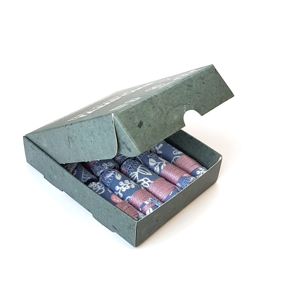 Ekologiska återanvändbara tamponger 8-pack
