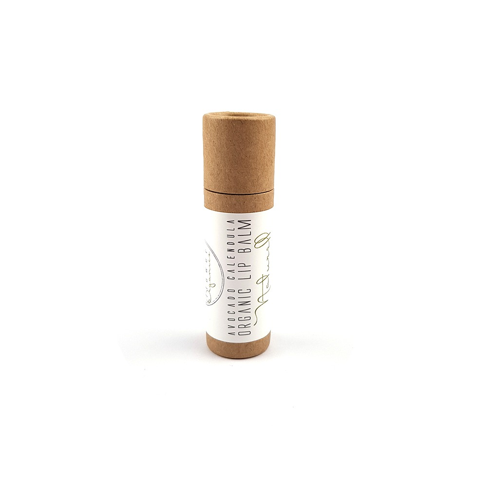 Kaliflower organics lip balm naturell