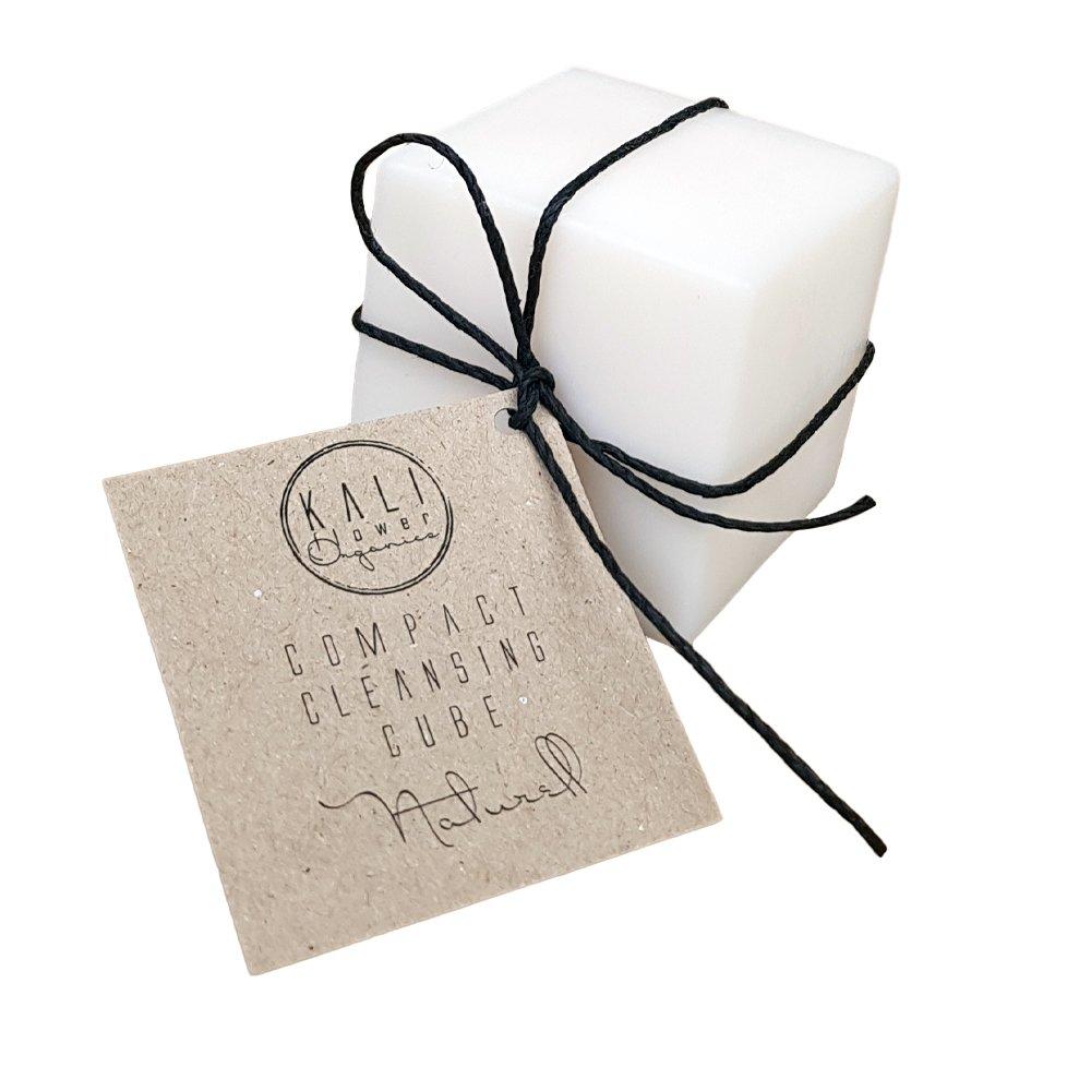 Hushållstvål Compact Cleansing Cube - KaliFlower Organics