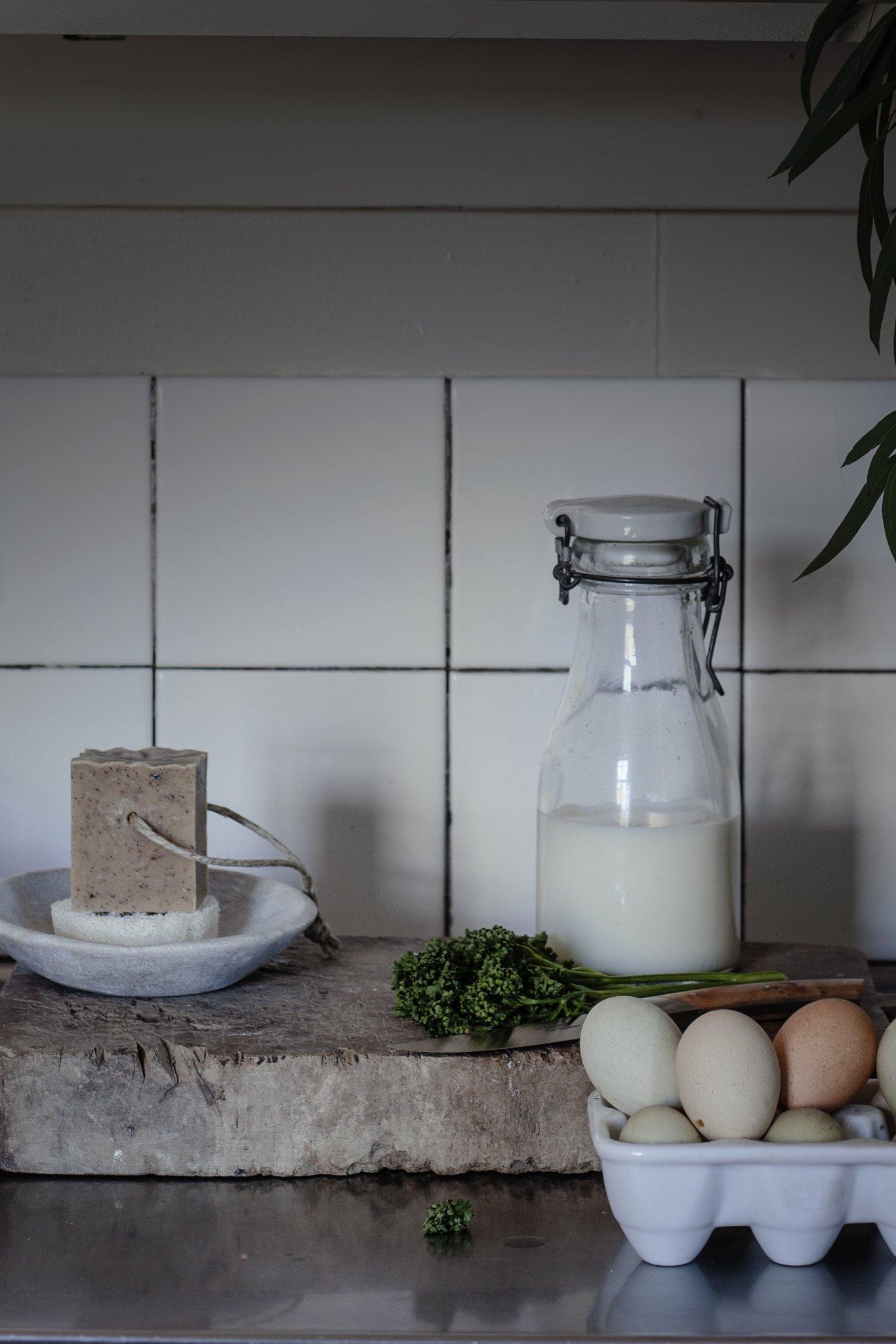 Ekologisk tvål Kök & trädgård _byncollective