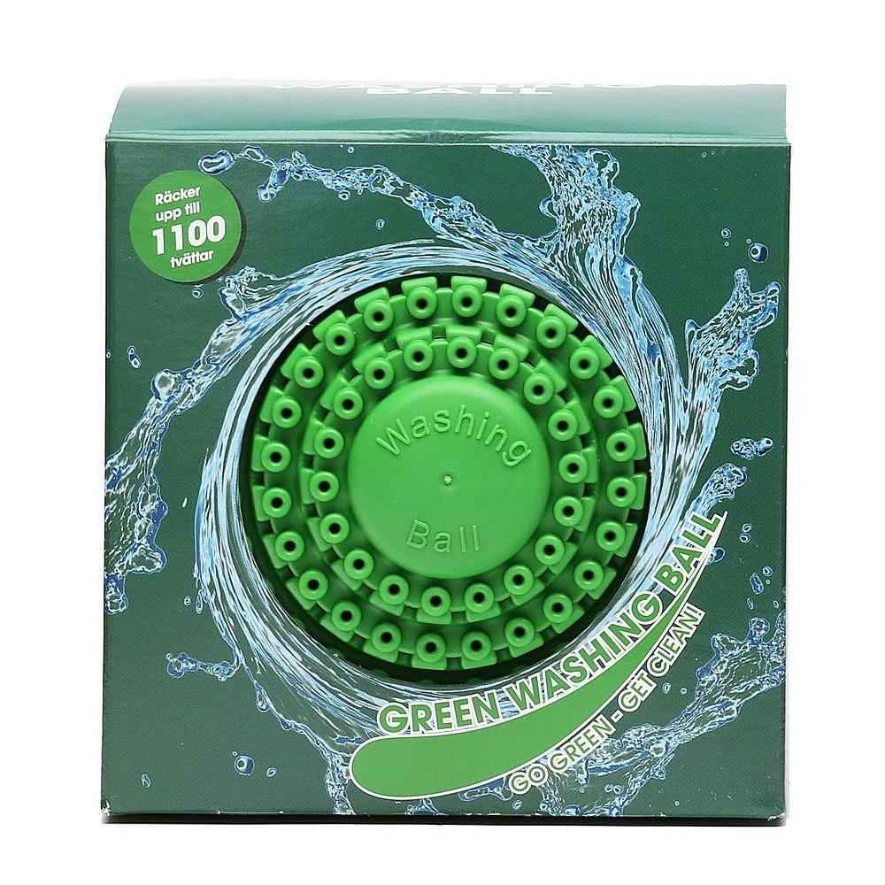 Green washing ball