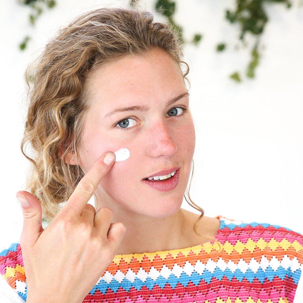 Solkräm, Body & Face Sunscreen användning SPF 30 - Suntribe
