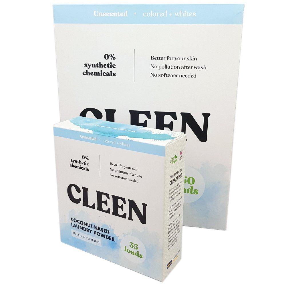 Tvättmedel, kokosbaserat - CleenCare