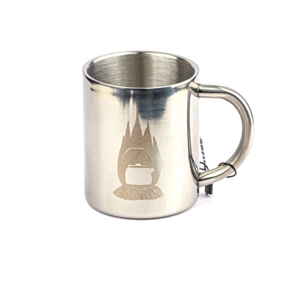 Daug Elden , isolerande rostfri mugg - Lemmelkaffe