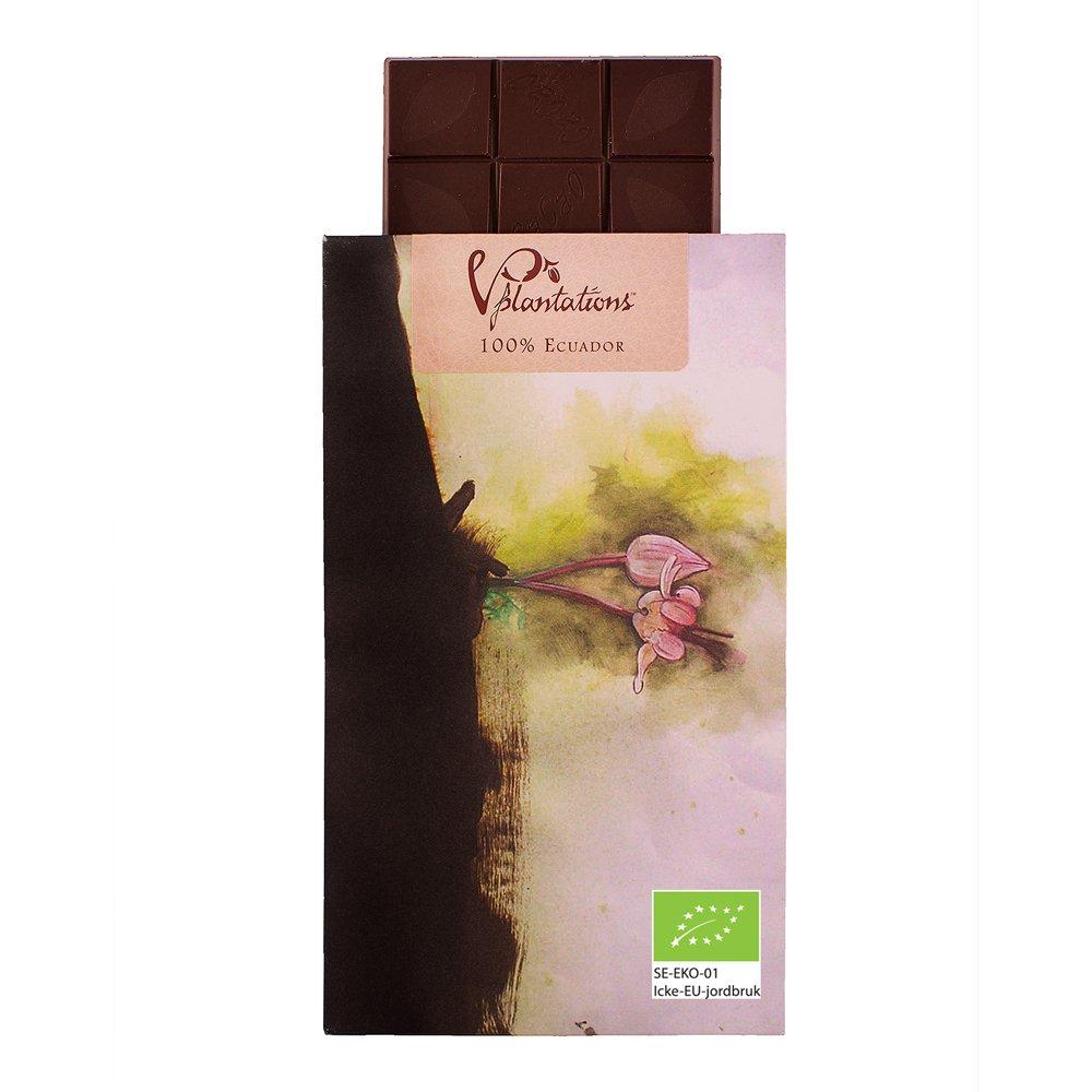 Norrländsk choklad 100% Ecuador - Vintage plantations