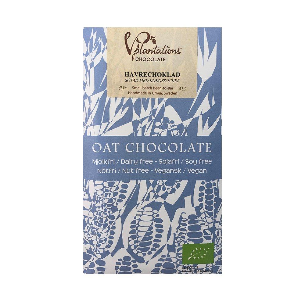 Norrländsk Ljus Choklad med kokossocker 38% - Vintage Plantations