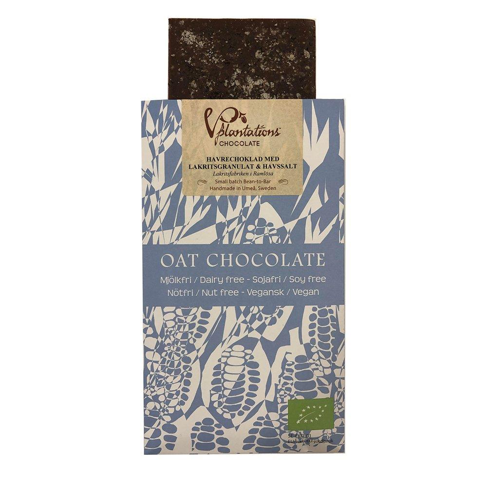 Norrländsk Ljus Choklad med Lakrits - Vintage Plantations