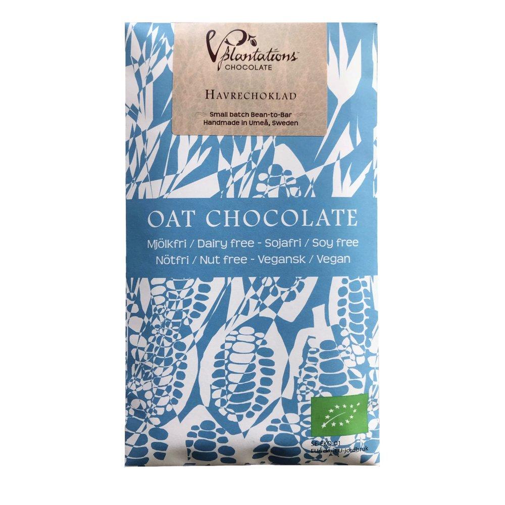 Norrländsk Ljus Choklad med rörsocker 38% - Vintage Plantations