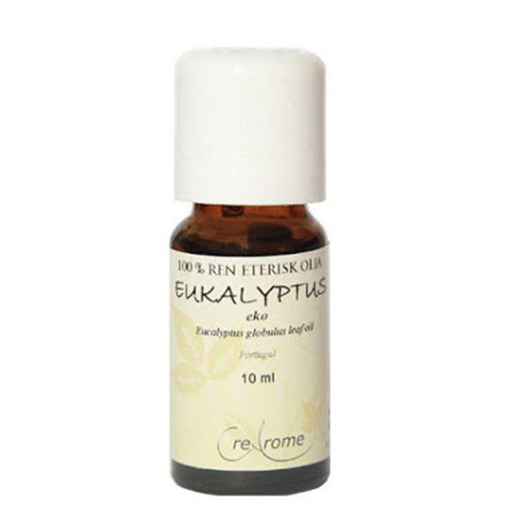 EKO eterisk olja Eukalyptus, 10 ml - Crearome