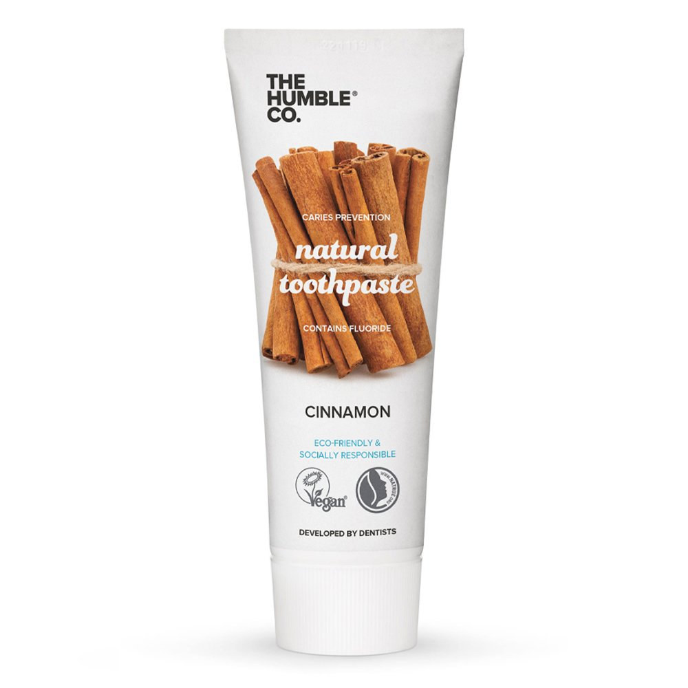 Tandkräm Cinnamon – The Humble Co