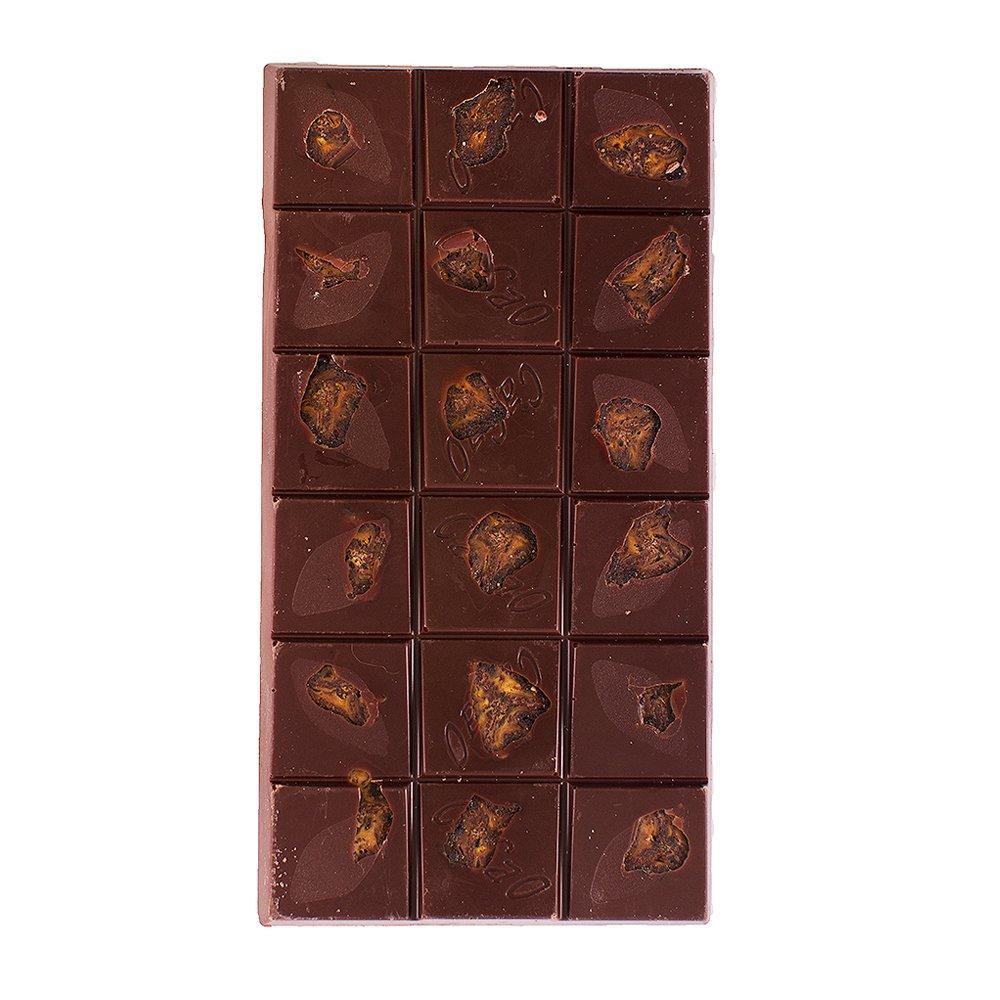 Norrländsk choklad 60% med Banan - Vintage plantations