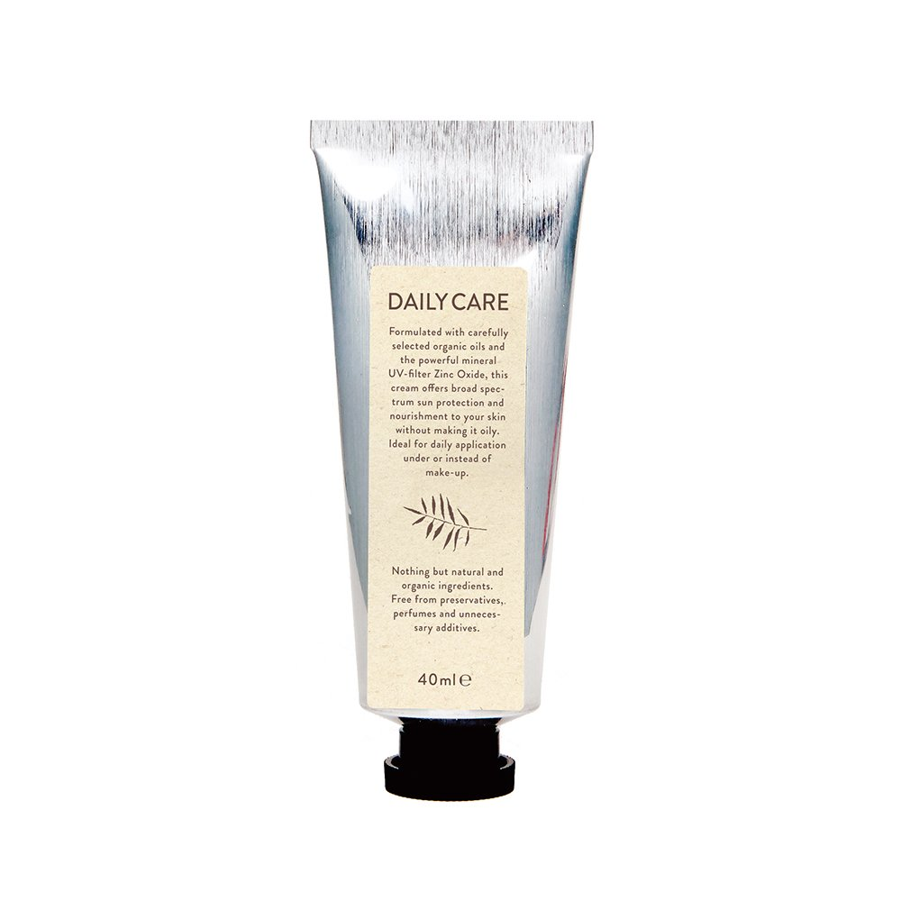 Day Cream, Tonad Dagkräm SPF 20 ingredients - Suntribe