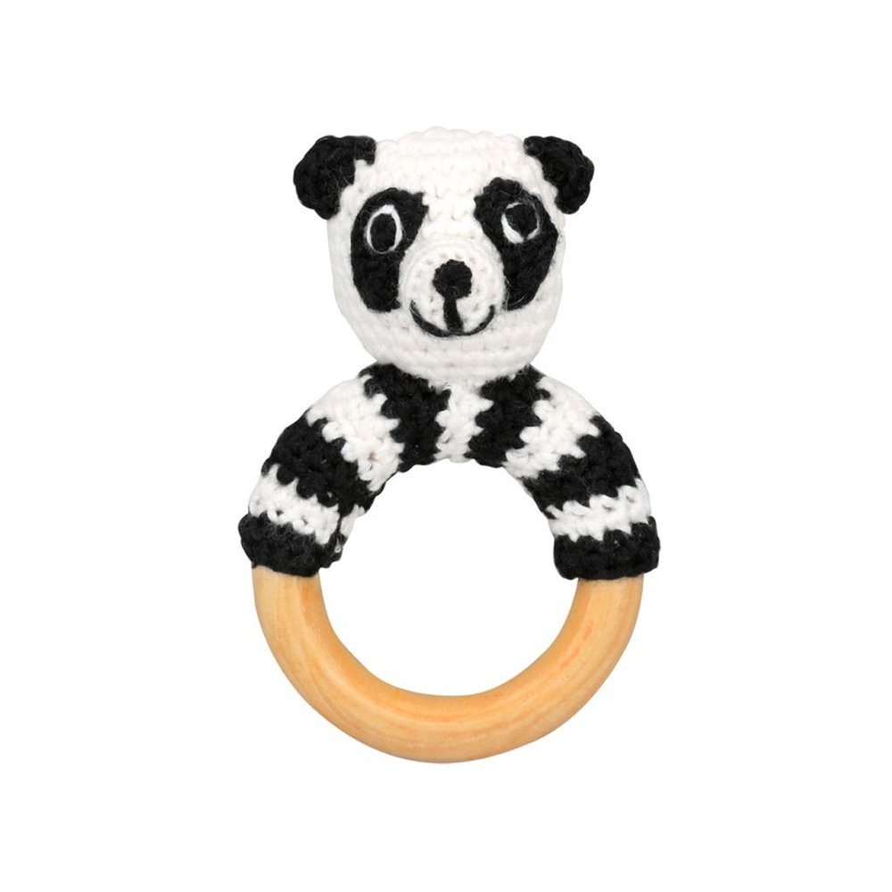 Virkad ringskallra Panda - Sindibaba